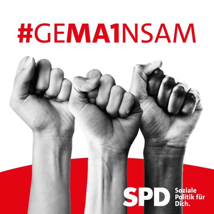 #GEMA1NSAM digital zum 1. Mai 7
