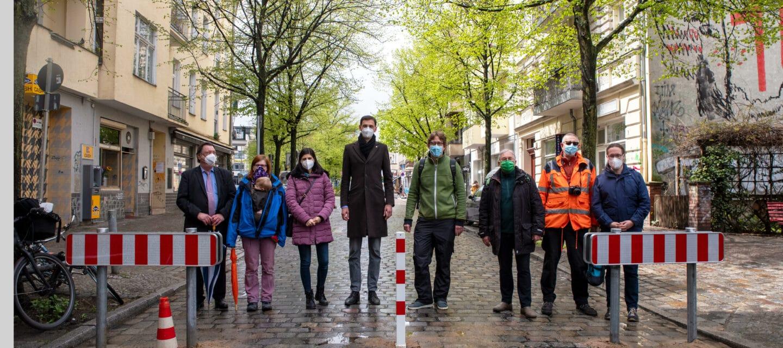 """""""Schnalle"""" zu: Verkehrsberuhigung im Richardkiez 1"""