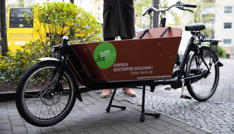 """""""Junge fLotte kommunal"""" – noch mehr Lastenfahrräder für den Bezirk 2"""