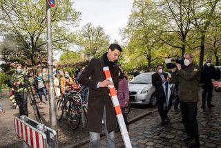 """""""Schnalle"""" zu: Verkehrsberuhigung im Richardkiez 2"""