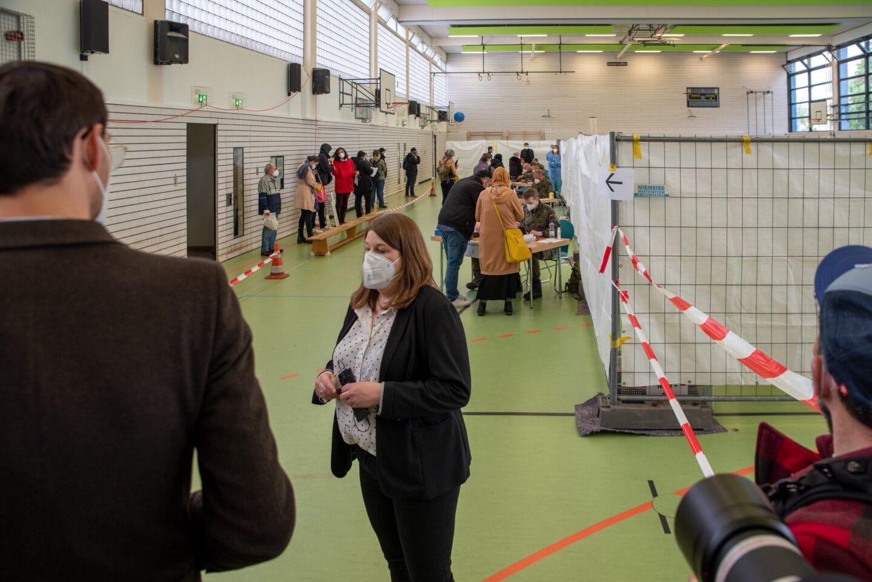 Schwerpunktimpfungen in Neuköllner Kiezen gestartet 5