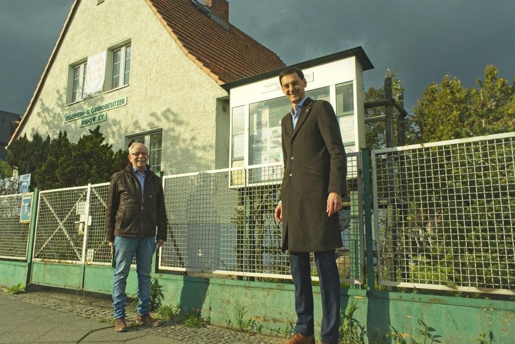 100 Jahre Eigenheim- und Grundbesitzer Rudow 1