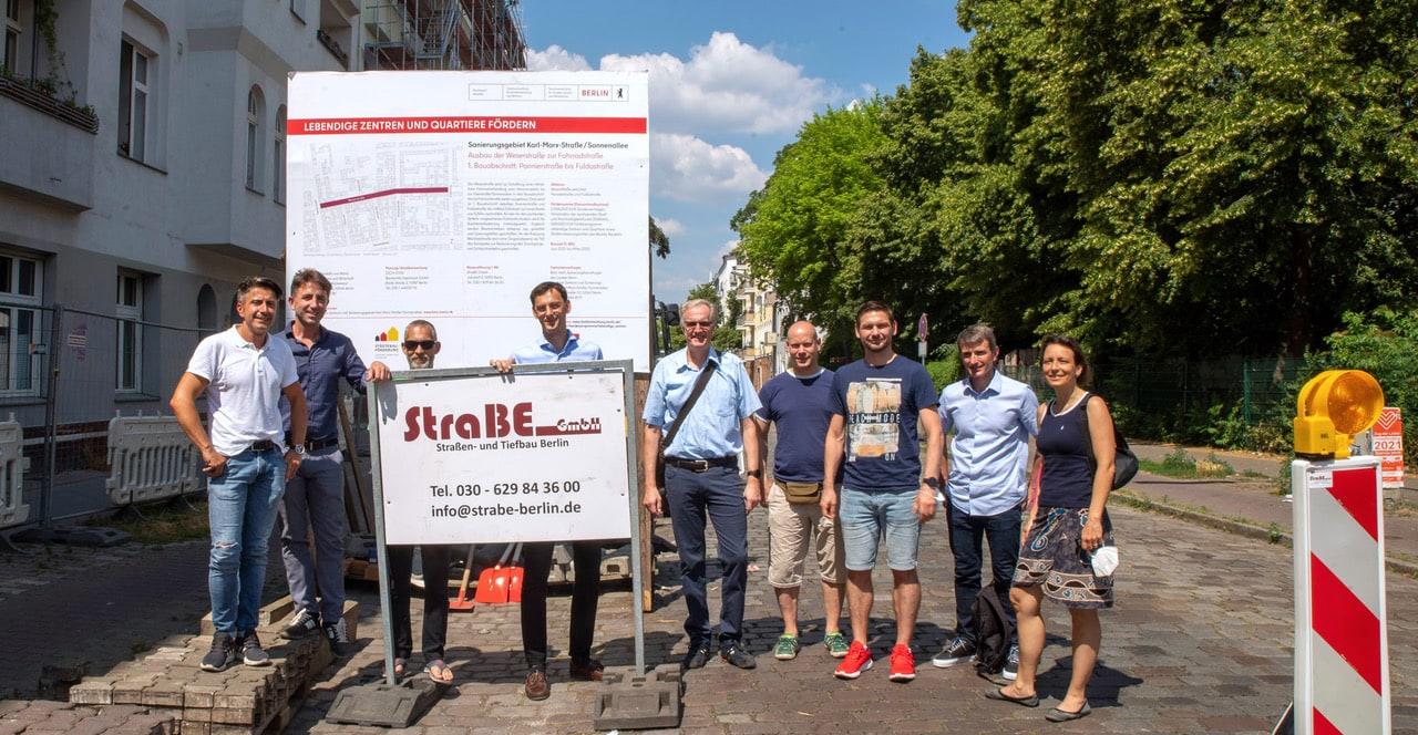 Weserstraße wird längste Fahrradstraße Berlins 2