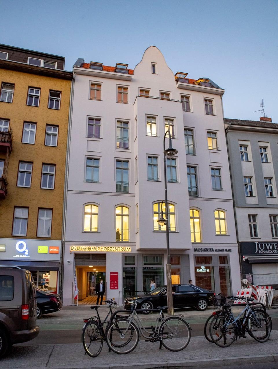 Neuköllner Leuchttürme - Das Deutsche Chorzentrum in der Karl-Marx-Straße wurde feierlich eröffnet 5