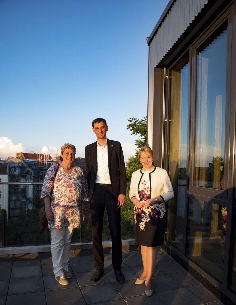 Neuköllner Leuchttürme - Das Deutsche Chorzentrum in der Karl-Marx-Straße wurde feierlich eröffnet 4