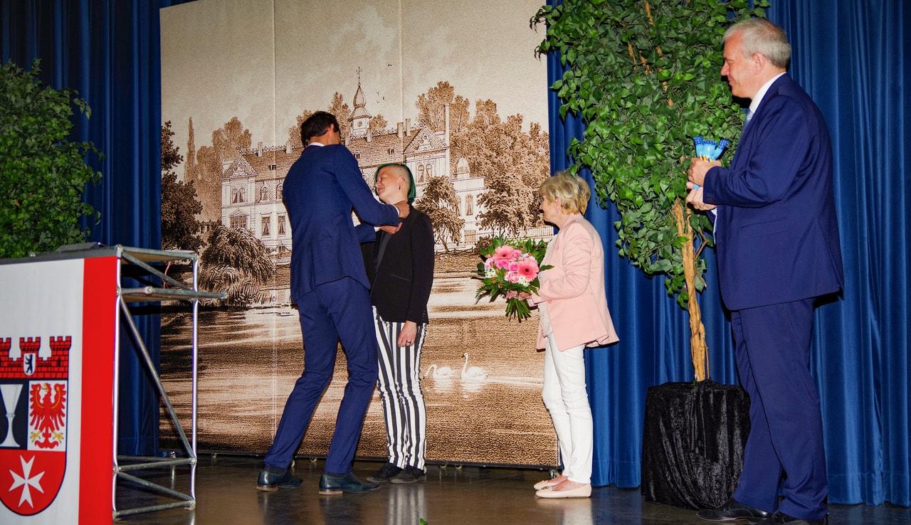 Neuköllner Ehrennadel 2020 verliehen 3