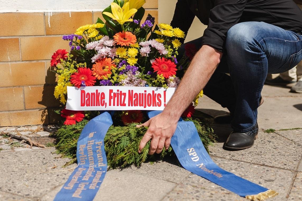 125. Geburtstag von Fritz Naujoks 3