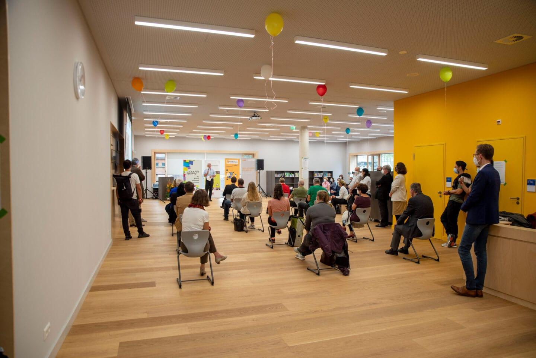 Ergänzungsbau für 150 Schüler*innen am Campus Efeuweg eingeweiht 1