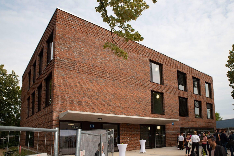 Ergänzungsbau für 150 Schüler*innen am Campus Efeuweg eingeweiht 2