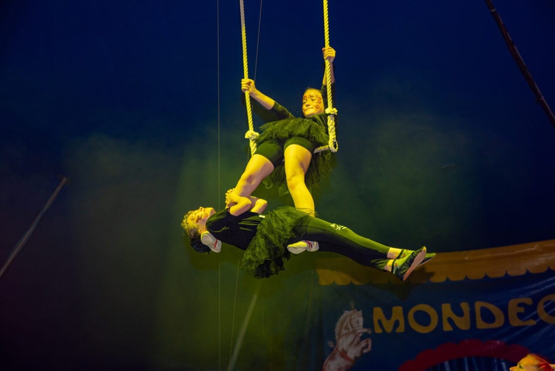 15 Jahre Erlebniscircus – Circus Mondeo 3