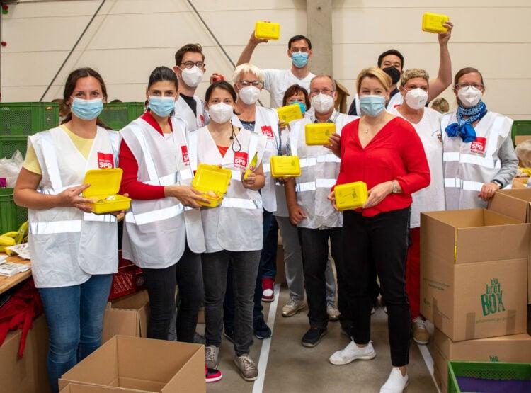 20 Jahre Bio-Brotbotboxen für Schulanfäger*innen 7